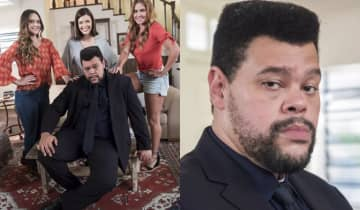 O novo papel de Babu foi reservado por Ortiz durante a estadia do ator no Big Brother Brasil 2020