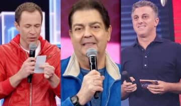 A saída de Fausto Silva foi antecipada pela Globo de acordo com comunicado emitido na última quinta-feira (17)