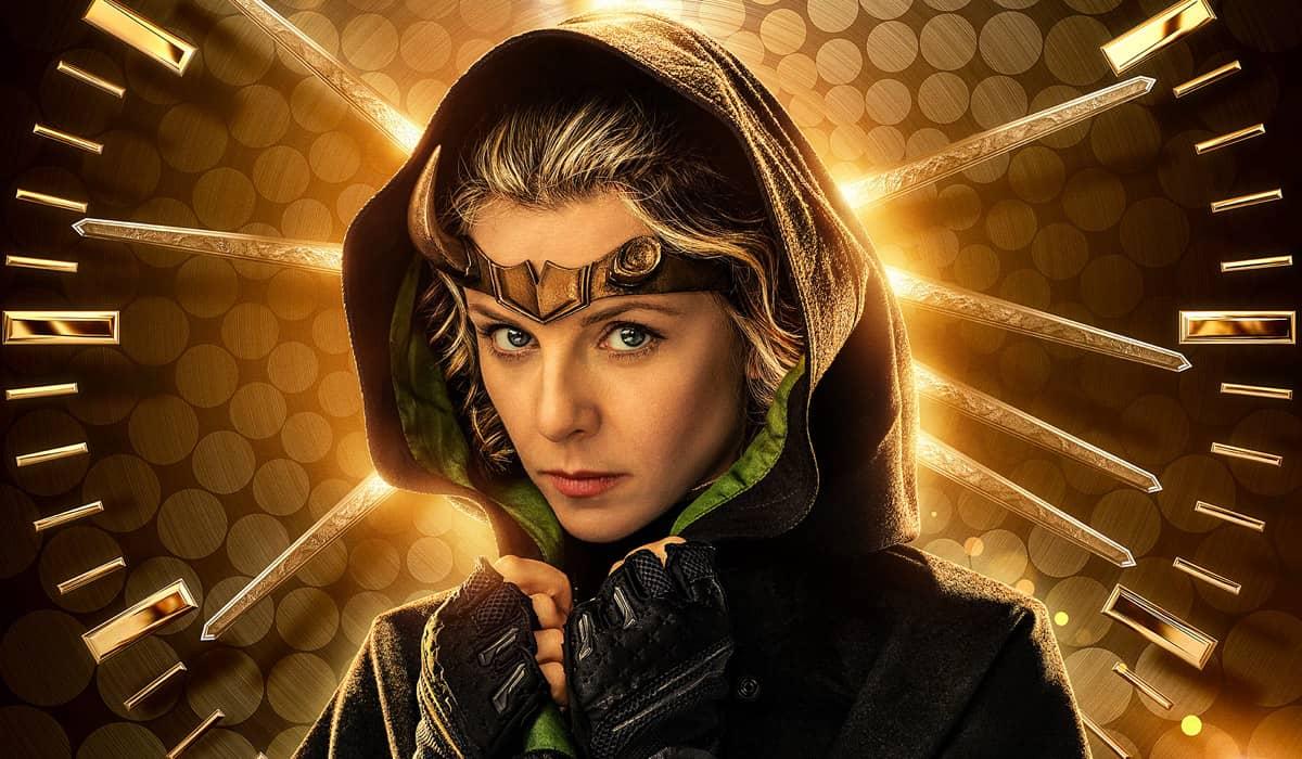 O novo pôster de 'Loki' divulgado pela Marvel Studios sugere um destaque para a personagem de Sophia Di Martino no episódio 3 da série