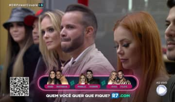 Nina Cachoeira e Filipe Duarte, Matheus Yurley e Mari Matarazzo, Mirela Janis e Yugnir Ângelo estão se enfrentando na nova DR do Power Couple