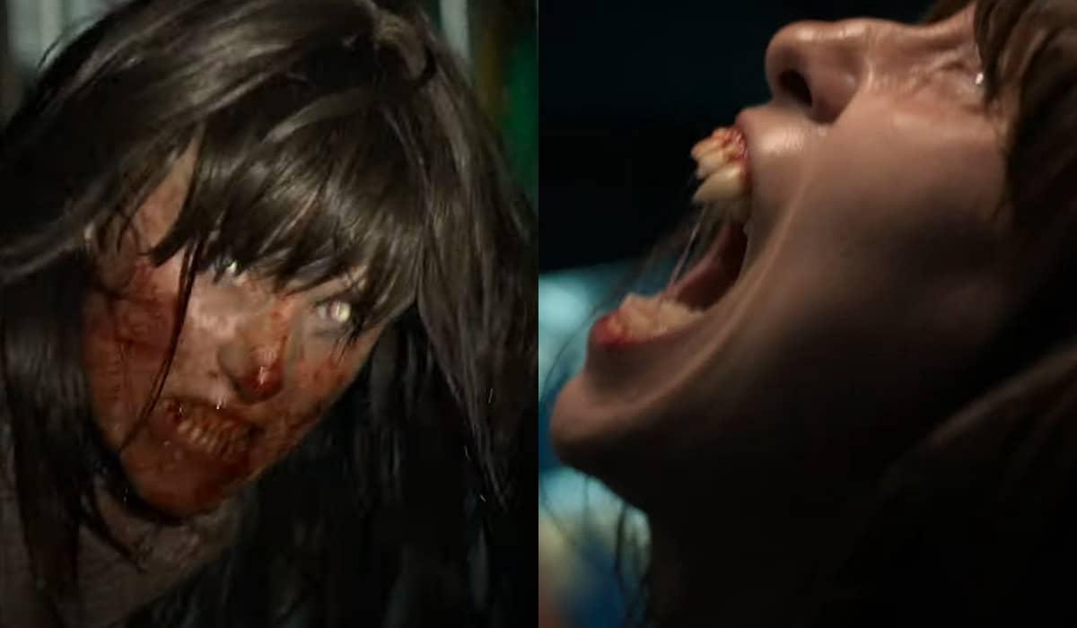O filme de terror e suspense mostra uma mãe que terá que revelar um segredo sombrio para proteger seu filho