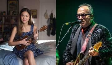O músico britânico disse que não vê problema em Olivia Rodrigo se inspirar em trechos de músicas antigas para criar suas novas músicas