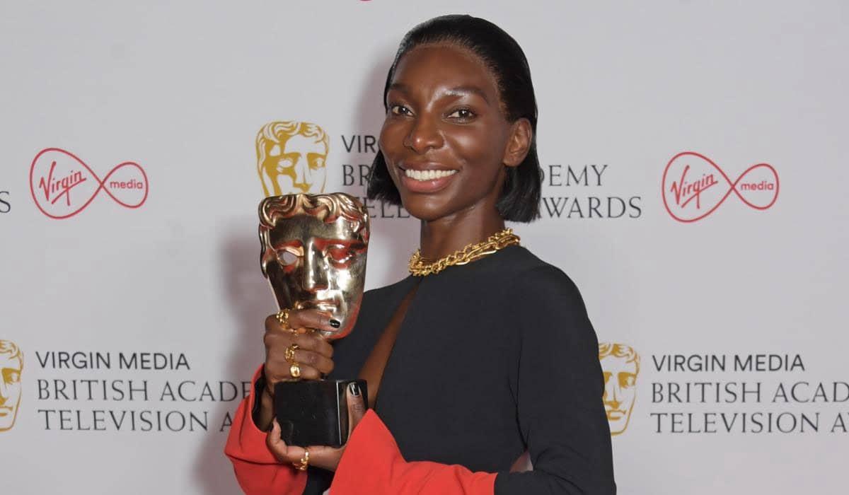 Coel ganhou os prêmios de melhor atriz e melhor minissérie por 'I May Destroy You'