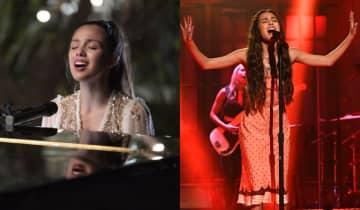 A cantora de 18 anos impressionou a crítica com a influência do rock em seu álbum de estreia, 'Sour'