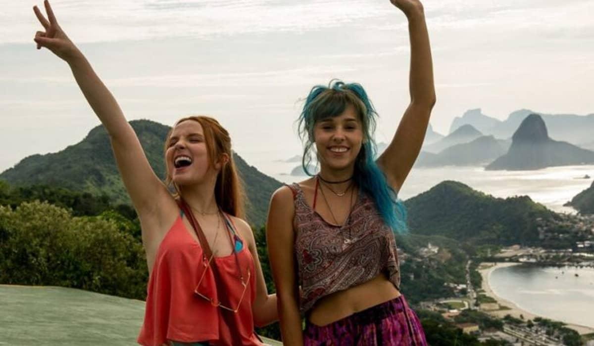 Larissa Manoela e Thati Lopes se juntam em uma comédia nacional leve e envolvente