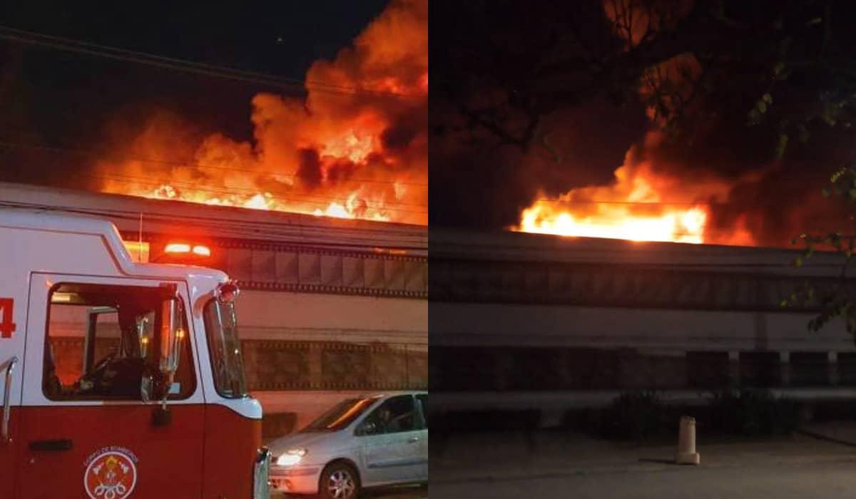 A possibilidade de incêndio já havia sido alertada pelo MPF-SP em audiência realizada no último dia 20 de julho