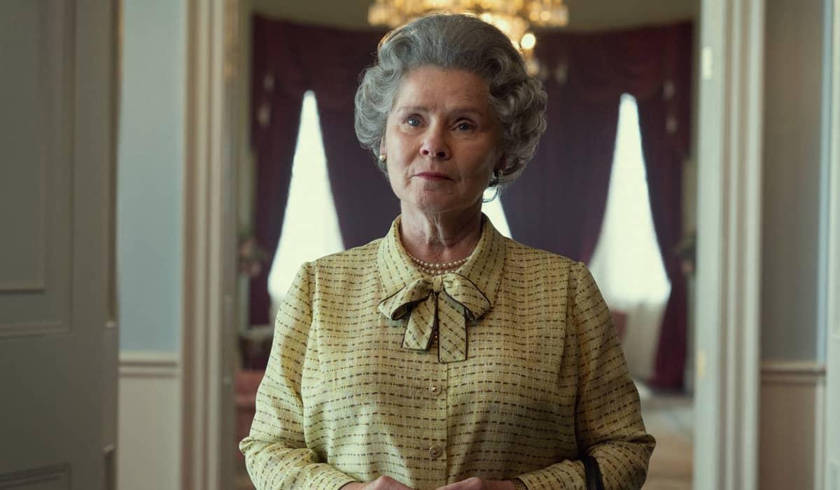A 5ª temporada da série começará em 1991, com uma versão mais madura da Rainha Elizabeth II