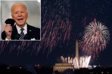 Biden esperava comemorar 70% da população americana vacinada, mas o país só alcançou pouco mais de 50%