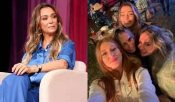 A atriz publicou um texto no Instagram pedindo desculpas aos seguidores pela ida à festa de Marina Ruy Barbosa
