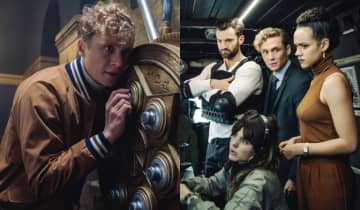 O novo filme da Netflix será dirigido e estrelado por Matthias Schweighöfer, que interpretou Dieter em 'Army of the Dead'