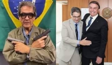 O ex-deputado, condenado por lavagem de dinheiro e corrupção passiva em 2012, foi preso preventivamente nesta sexta-feira (13) pelo inquérito da milícia digital