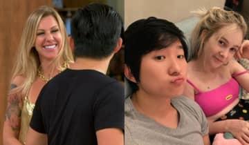 O diretor do reality, Rodrigo Carelli, confirmou que a cena do edredom que causou a separação entre Pyong e Sammy será exibida nesta segunda