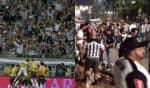 O prefeito de Belo Horizonte se responsabilizou pelo episódio de ontem e afirmou que o Atlético-MG 'não passou no teste'