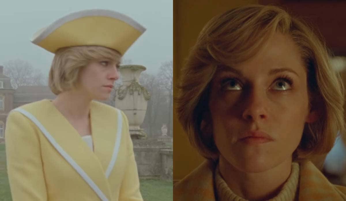 O primeiro trailer do filme dirigido por Pablo Larrain destaca a extravagância da realeza e a angústia crescente de Diana naquele cenário