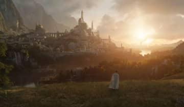 A primeira imagem da série foi divulgada pela Amazon Studios na última segunda-feira (2)