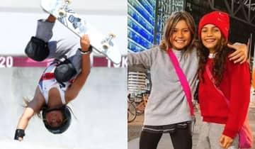 A conquista da britânica de 13 anos foi comemorada pela 'Fadinha' nas redes sociais