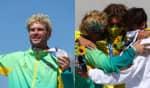 O brasileiro garantiu a segunda colocação geral na final do Skate Park, com 86,14 pontos