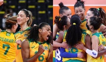 Após a vitória tranquila contra a Coreia do Sul, o Brasil enfrenta os EUA na final olímpica