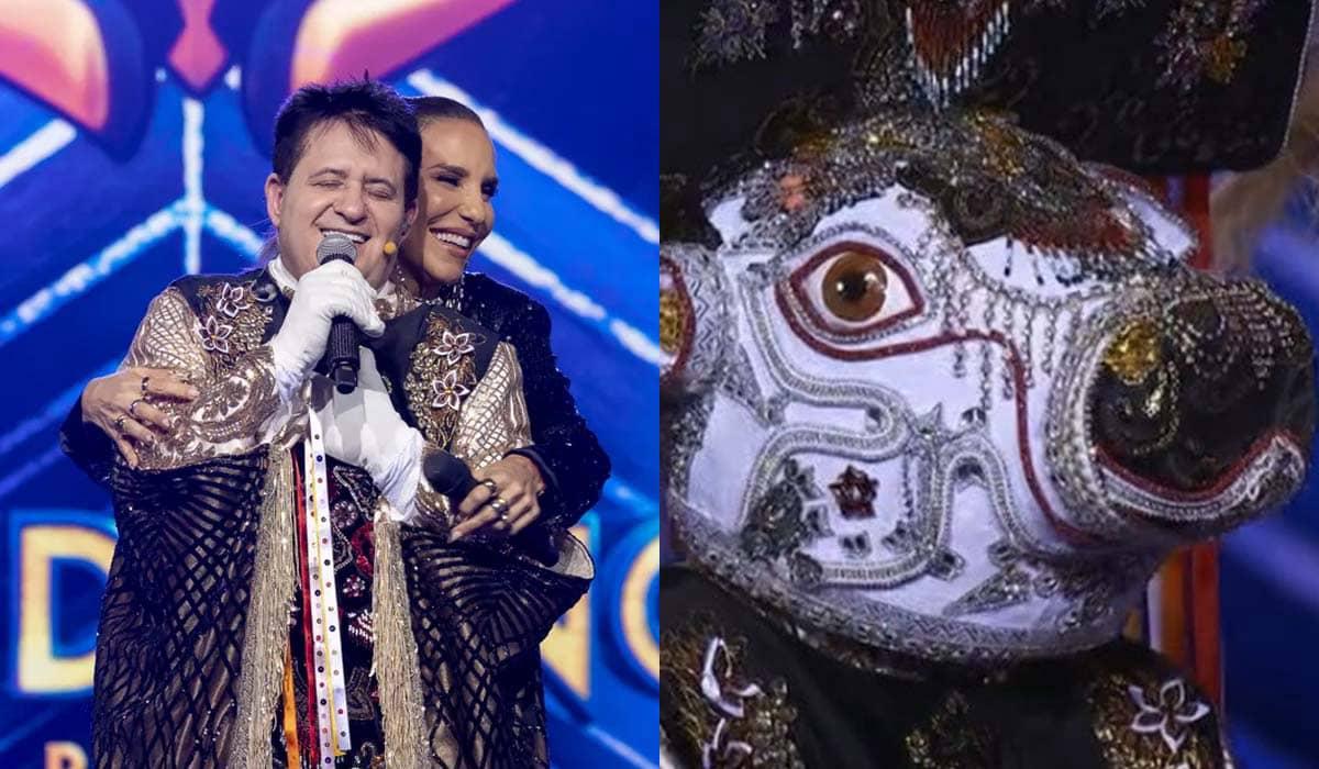 O cantor deixou o programa após ser descoberto por Simone e agradeceu pela oportunidade de participar da novidade na Globo
