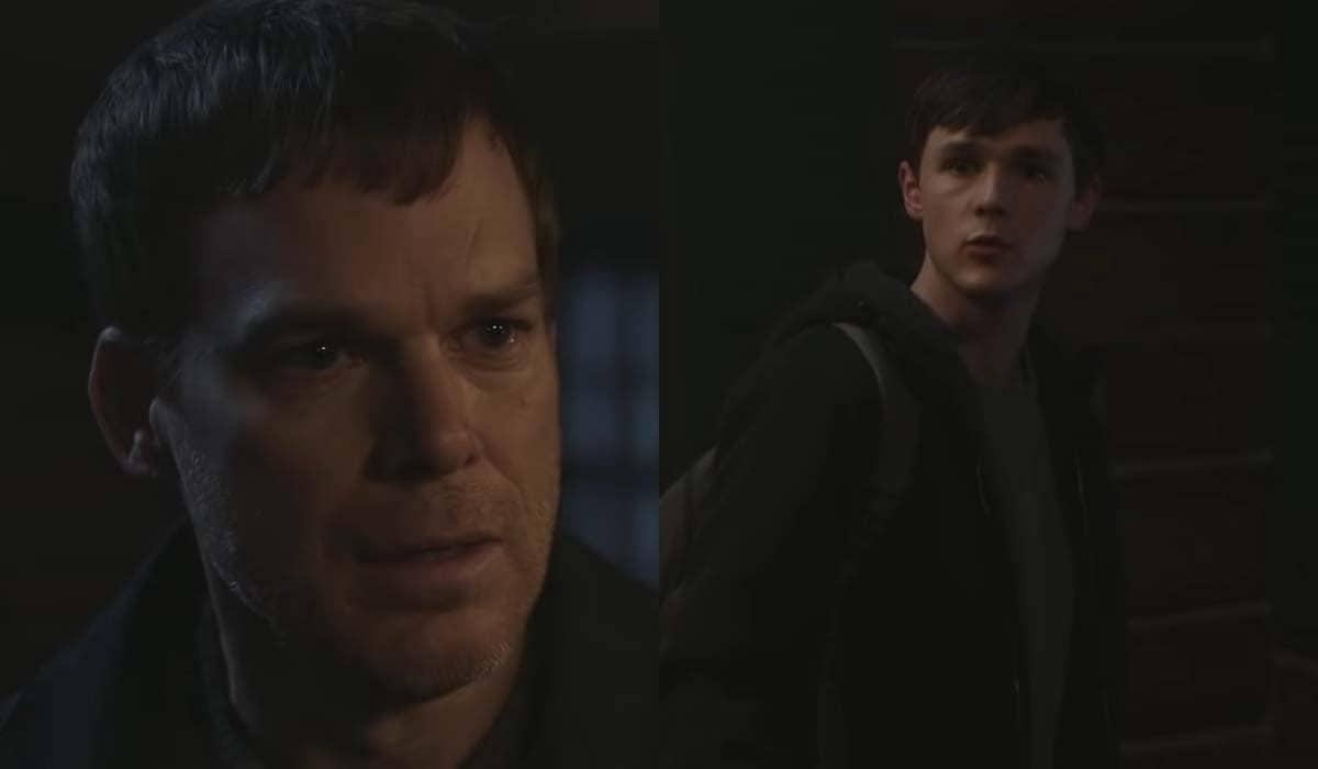 Harrison vai em busca do pai na pequena cidade onde o protagonista se escondeu após os eventos finais 'Dexter'