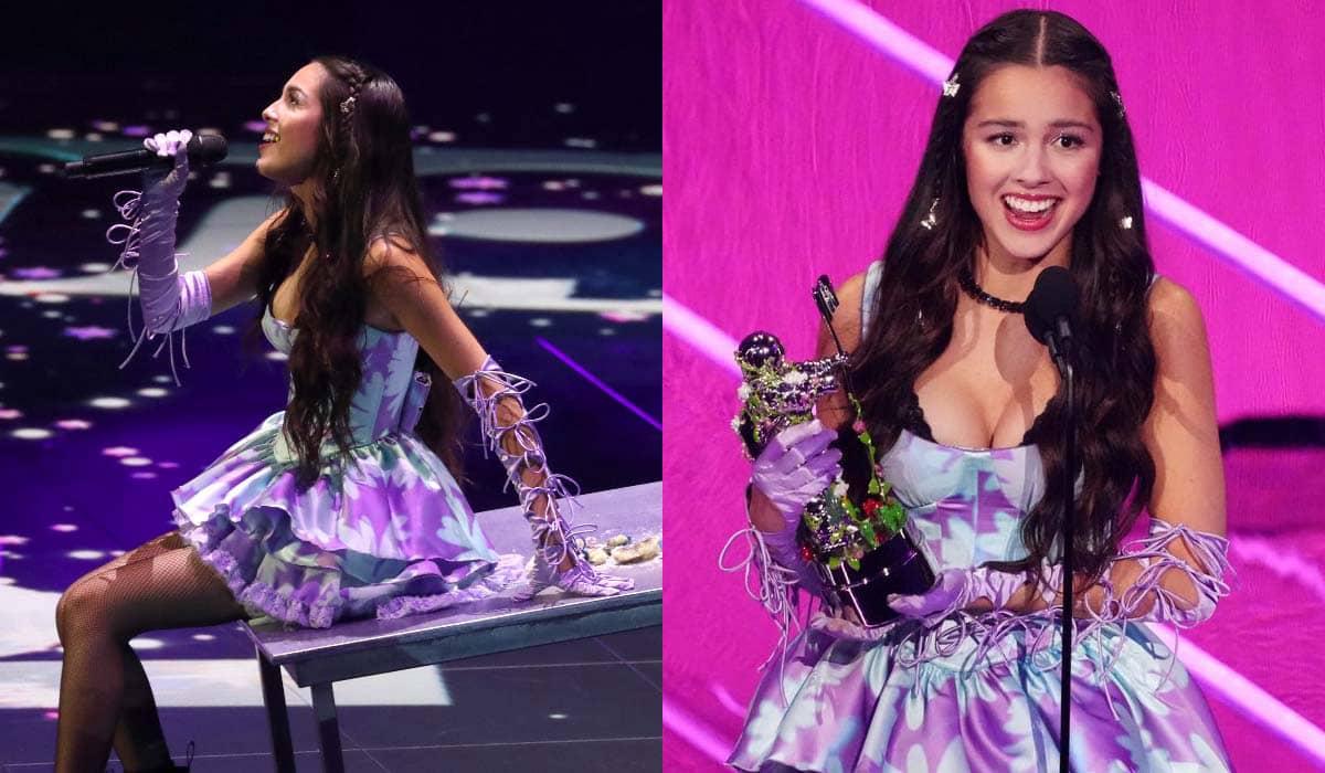 Olivia Rodrigo derrotou nomes como Bruno Mars, Dua Lipa e BTS na categoria de Música do Ano