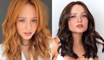 A atriz divulgou o resumo da transformação em sua conta no Instagram e garantiu vários elogios de fãs e amigos famosos
