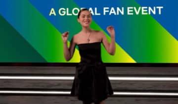 Maisa foi escalada para apresentar o bloco 'Mais Brasil na Tela' no evento mundial da Netflix