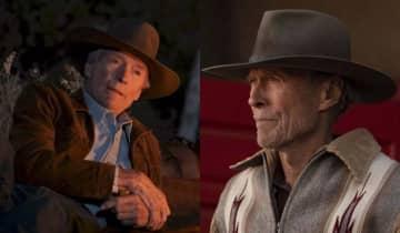 O ator repete algumas de suas principais expressões faciais mas dá destaque à própria idade para aprofundar a história de seu personagem