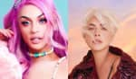 O colaborador de Gaga, BloodPop, respondeu a um agradecimento de um internauta brasileiro e elogiou a carreira de Pabllo Vittar no Twitter