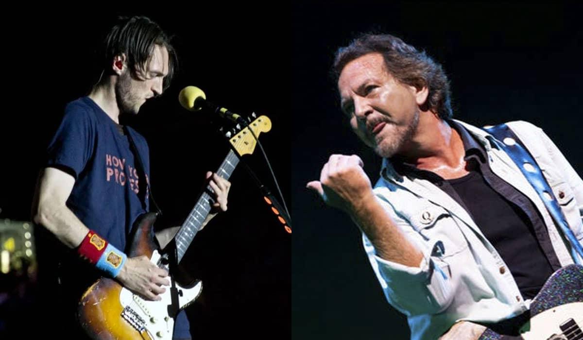 Josh Klinghoffer adicionará linhas extras de guitarra, percussão e vocais de apoio nos shows do Pearl Jam