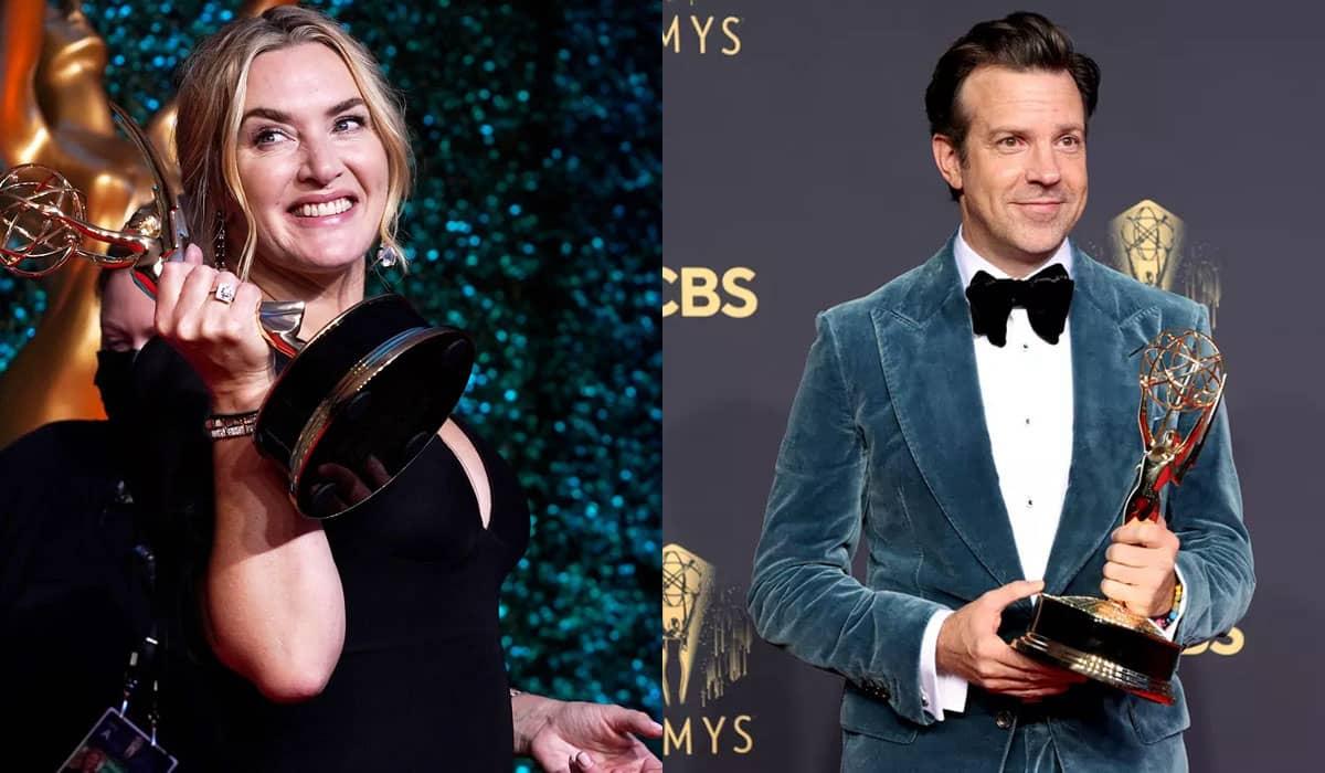 O Emmy 2021 destacou produções conhecidas do público, como Ted Lasso, O Gambito da Rainha e The Crown