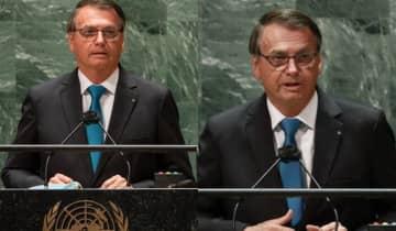 O presidente discursou na Assembleia-Geral da ONU na manhã desta terça-feira (21)