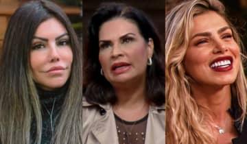 Liziane, Solange e Erika disputarão a Prova do Fazendeiro no programa ao vivo desta quarta-feira (22)