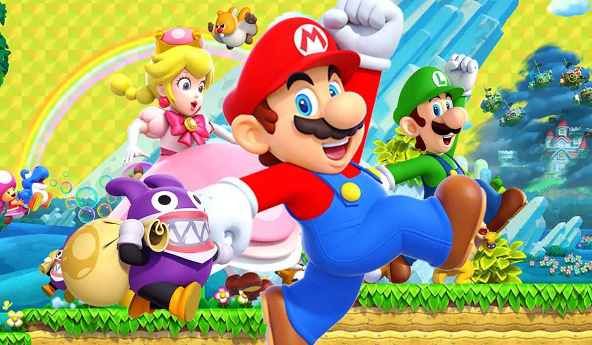 O elenco estelar do filme foi anunciado durante o evento de streaming Nintendo Direct