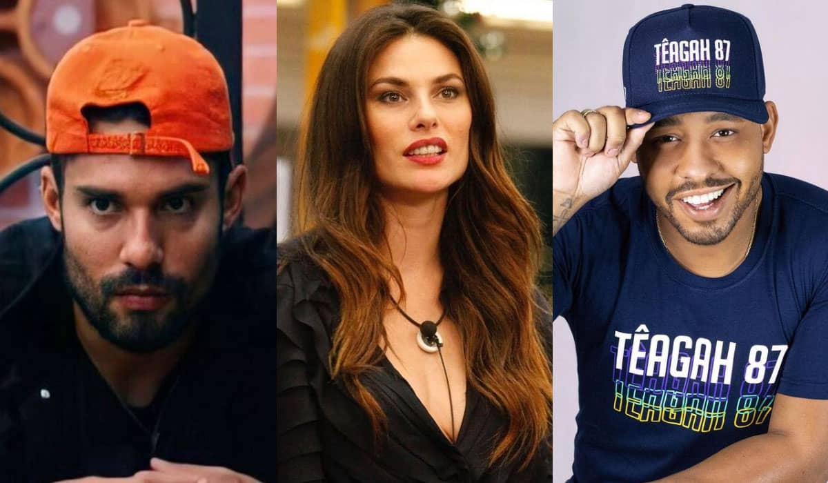 A segunda Roça da temporada coloca Bil Araújo, Dayane Mello e Mussunzinho em disputa direta pela permanência no jogo