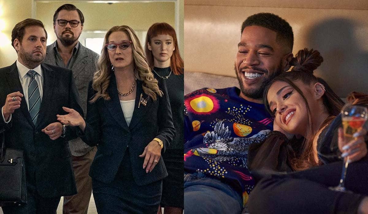 O filme satírico de Adam McKay está programado para estrear em dezembro na Netflix