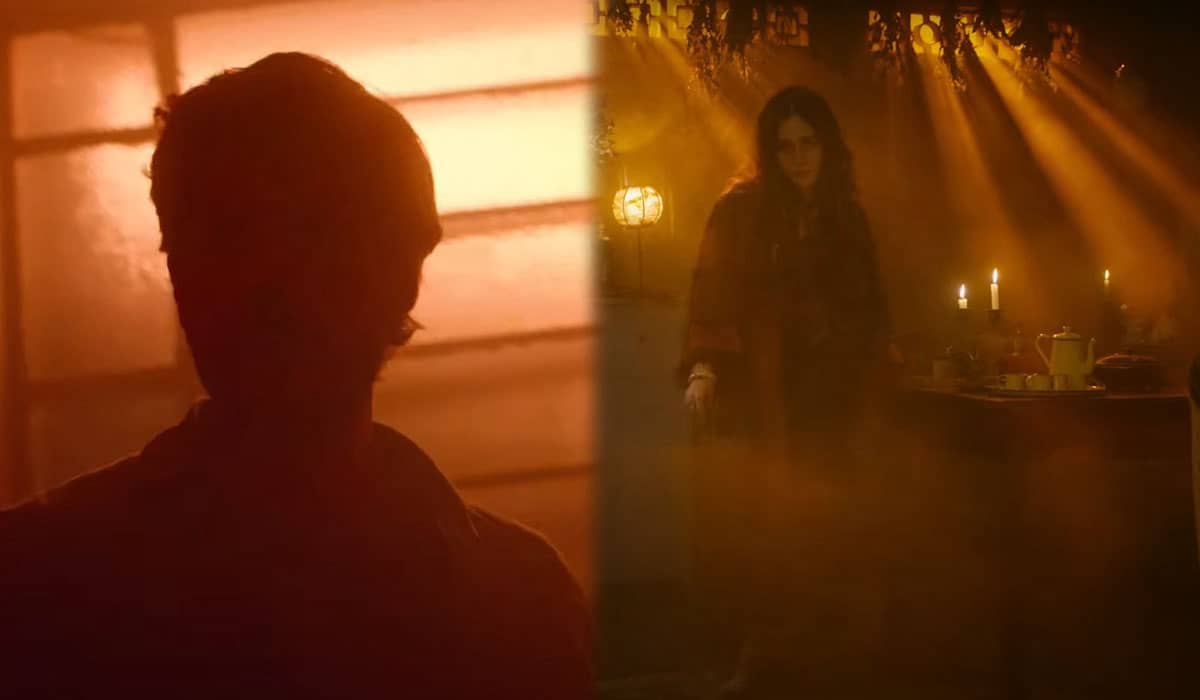 O trailer de 'Cidade Invisível' também impressiona pela iluminação e cenografia