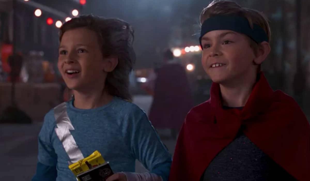Billy e Tommy desenvolvem superpoderes