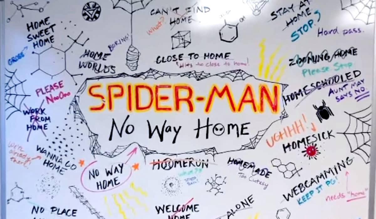 'Spider-Man: No Way Home' é o título do terceiro filme do Homem-Aranha no MCU