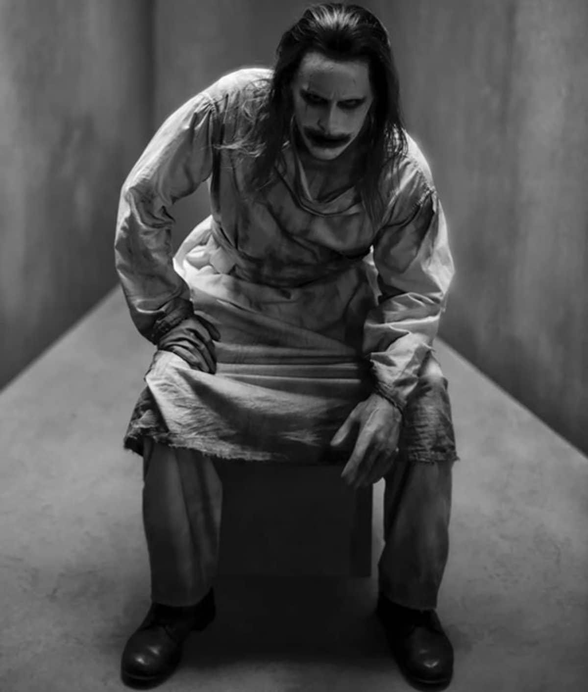 Jared Leto como Coringa em Liga da Justiça - Snyder Cut