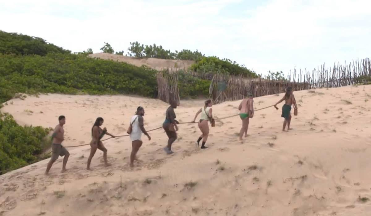 A nova temporada de No Limite aposta em praias desertas para a composição de cenário