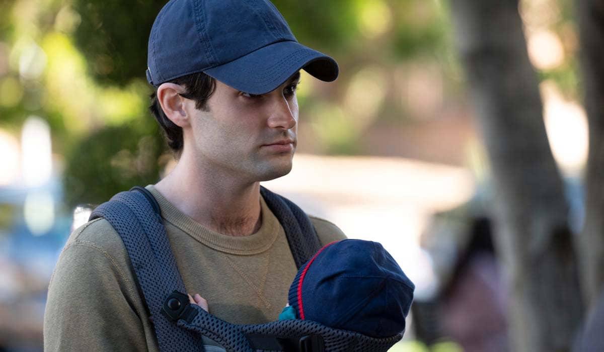 Joe caminhará com o bebê em busca de satisfazer suas obsessões nos próximos episódios